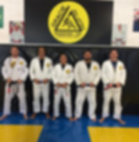 Group Training - Gracie Jiu Jitsu
