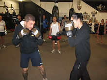 Boxing at NZ Figt And Fitness Academy, 167 High St, Dunedin, NZ
