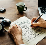 Pisanie muzyki