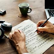 Escrevendo Música