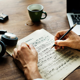 Musik komponieren