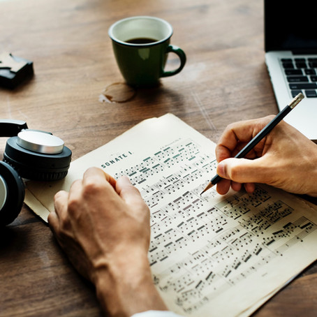 The 4 Revenue Streams of The Songwriter