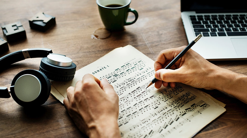 Song & Lyrics Writing Package