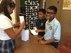 6th Grade Engineering Project
