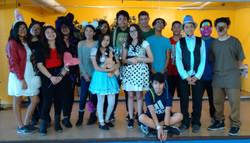 Alice & Her Friends in Wonderland