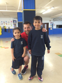 Gym Teachers for the Day