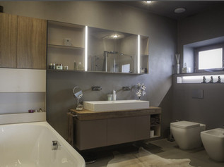 STATEMENT BATHROOM AND WC