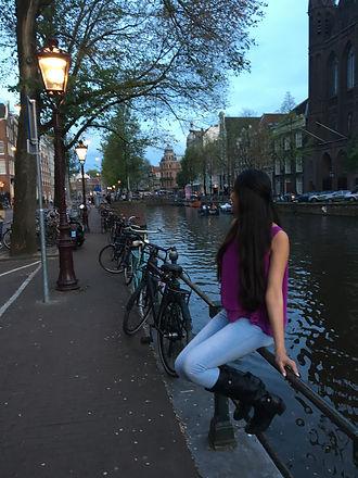 Kinjal Patel in Amsterdam, Netherlands.JPG