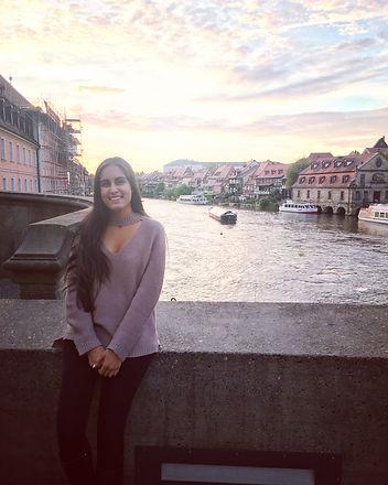 Kinjal Patel in Bamberg, Germany.JPG