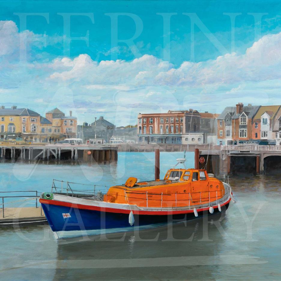 Lowestoft Harbour #2