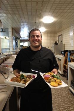Chef/Owner Nicholas Orgo