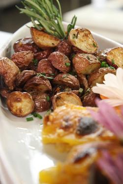 Roasted Garlic & Carmelized Potatoes