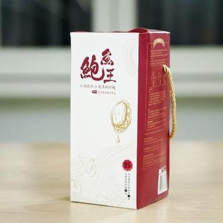 香港製造 紅燒鮑魚+鮑魚蝦子麵 鮑汁夠鮮味