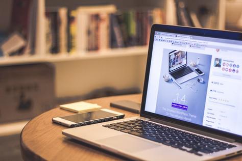 Importância dos sites para empresas.