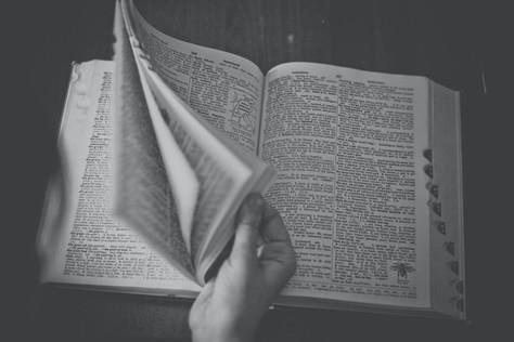 Glossário rápido de mídia.