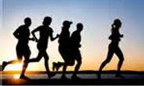 group fitness running