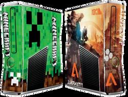 XBOX 360 SLIM SKINS