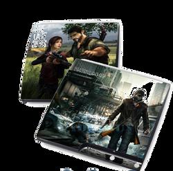 PS3 SLIM SKIN CONOLE