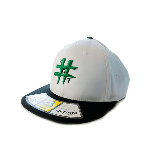 You Got This U-Form Flex fit Hat - White
