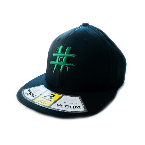 You Got This U-Form Flex fit Hat - Black