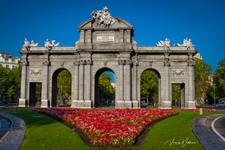 City Gate - Madrid, Spain
