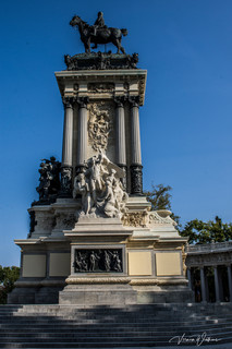 Monument to the King - Madrid, Spain