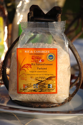 Riz blancs de Camargue