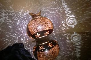 Releasing Multi Theme Gourd Lamps