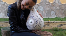 Diversity within diversity. The story of possibly the most selling gourd lamp in the world.