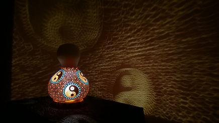 gourd lamps gourd lights goud rt unique hoe decor unusual gift ideas