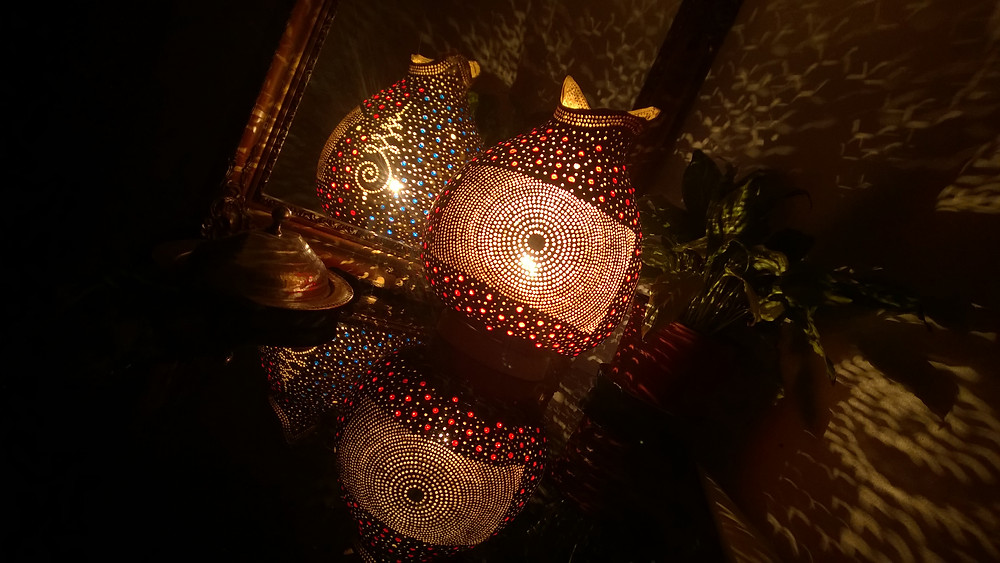 The Madeline is a pioneer of 3D lamps that we are planning to introduce later this year.