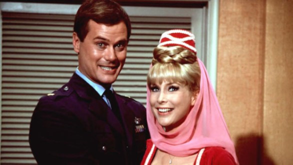 Barbara Eden and late Larry Hagman played the main characters in the world famous TV series of 1960s and 70s, I Dream of Jeannie