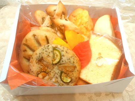 美味しいをご一緒に!!!☆グルテンフリーパン&スイーツ 秋のバラエティセット販売スタート!