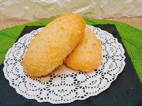 グルテンフリー カリカリ焼きカレーパン