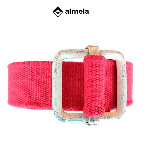 901/40 - Cinturón lona efecto roto