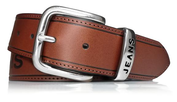 325/40 - Cinturón de Hombre y Mujer Jeans Sport Wear - Piel legítima