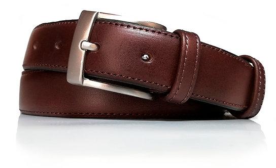 373/30 - Cinturón caballero vaquetilla alomada