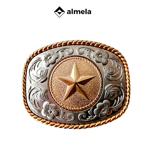 550/40 - Chapón estrella plata-oro