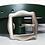 Thumbnail: 767/35 - Cinturón mujer - Piel legítima - 3,5 cm de ancho - Cuero - 35mm