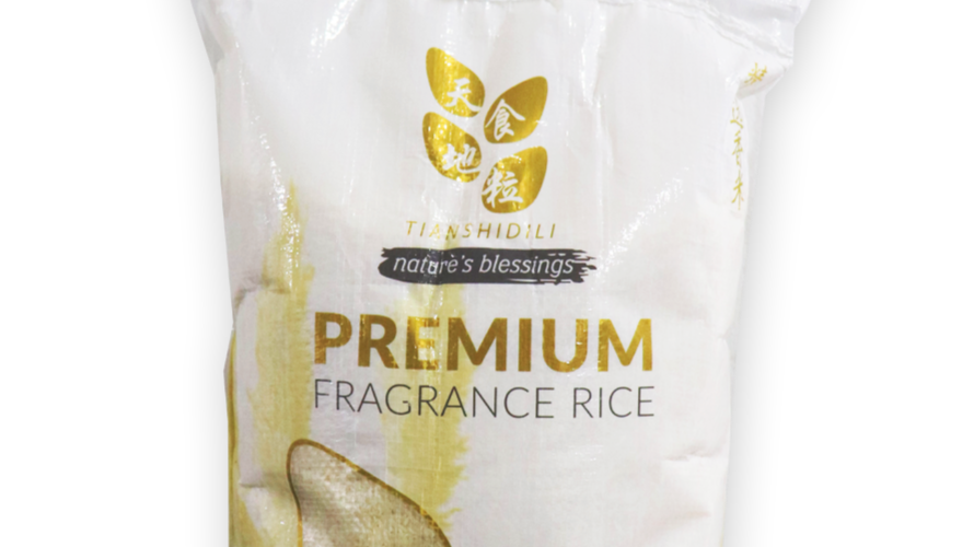 Tian Shi Di Li 天食地粒 Jasmine Fragrant Rice (5Kg)
