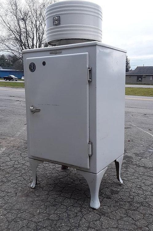 PRICE DROP...GE Vintage 1930's Refrigeration Machine