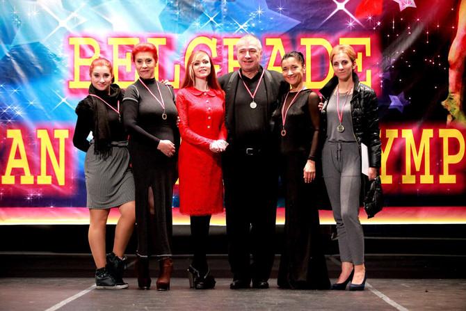 Balkan Dance Olympiad, Belgrade, Serbia