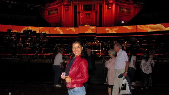 Royal Albert Hall - Proms 36