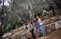 Athens, Akropolis Gardens