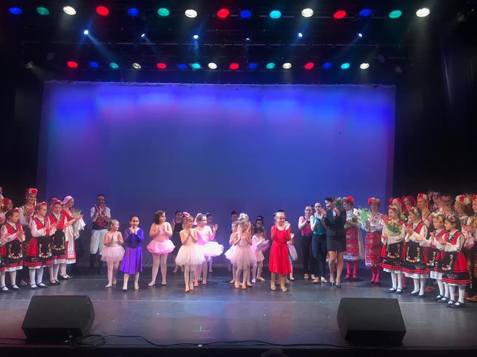 Outstanding Performance in Millfield Theatre & Arts Centre, London