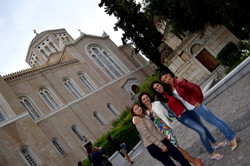 Athens, centre