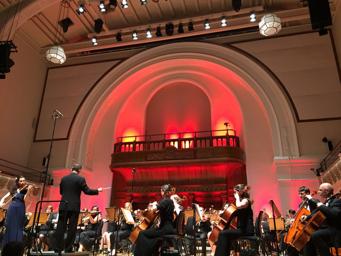 London Phoenix Orchestra            Cadogan Hall, 29.06.2017