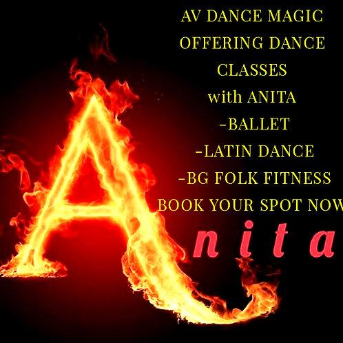 Dance with Anita