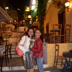 Athens Tavent -night life