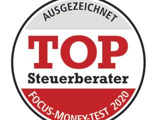 Top-Steuerberater - zum 3. Mal in Folge